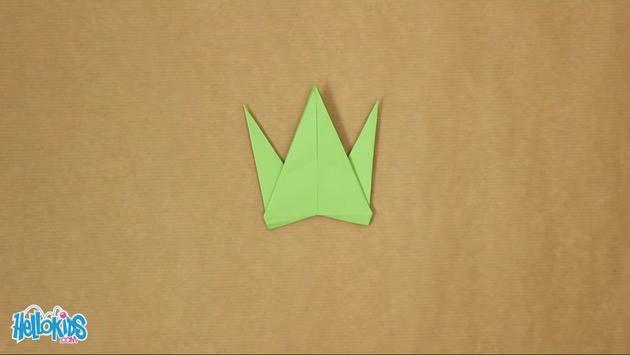 Activit s manuelles le dragon facile origami - Origami video facile ...
