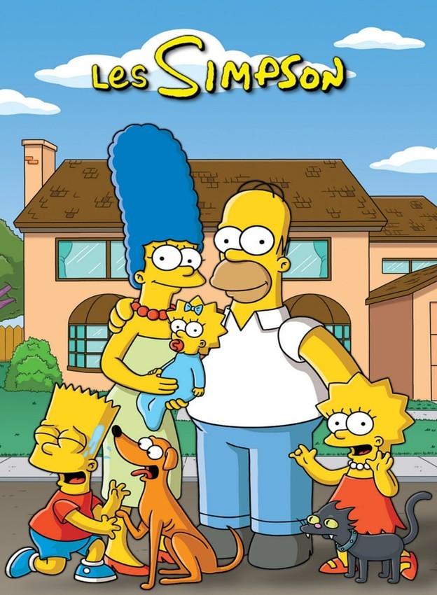 Les Simpson S01 à S27 (Truefrench)
