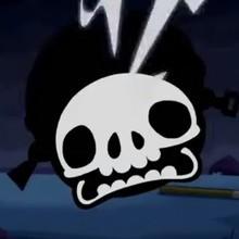 épisode d'Angry Birds : Frappé par la foudre