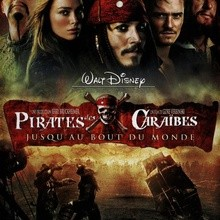 Film : Pirates des Caraibes