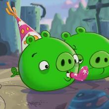 épisode d'Angry Birds : Un nouvel anniversaire