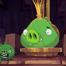 épisode d'Angry Birds : Un incroyable talent