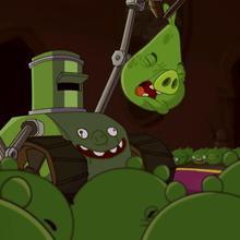 épisode d'Angry Birds : Char à cochon