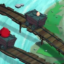 épisode d'Angry Birds : Le voyage de l'oeuf