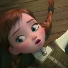 Chanson : La reine des Neiges - Je voudrais un bonhomme de neige