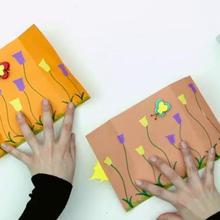 Fiche brico : Carte papillon 3D  Fête des mères
