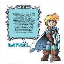 Bande dessinée : Danaël