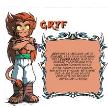 Bande dessinée : Gryf