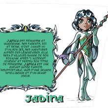Bande dessinée : Jadina