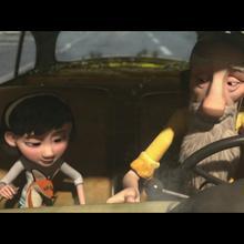La voiture - Extrait du film Le Petit Prince