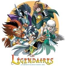 Bande dessinée Les Légendaires