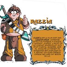 Bande dessinée : Razzia