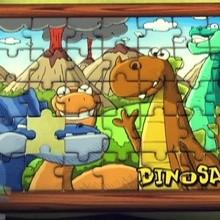 Vidéo Pororo : C'est un dinosaure !