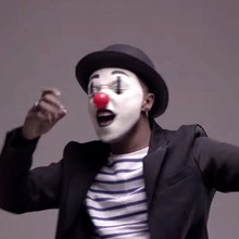 Chanson : Soprano - Clown