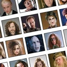 Tous les personnages de Harry Potter
