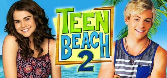 Tuto Nail Art de la série Teen Beach 2