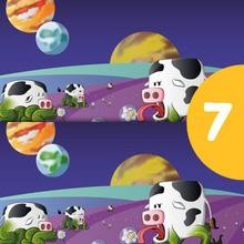 Les vaches spatiales