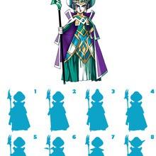 Jeu : Les Légendaires : Tenebris en reine