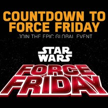 Actualité : Force Friday : Unboxing des jouets Le Réveil de la Force !