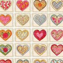 Activité : Timbres pour la St Valentin