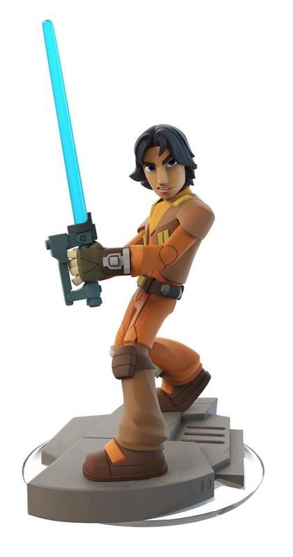 Figurine Ezra Bridger de Disney Infinity 3.0