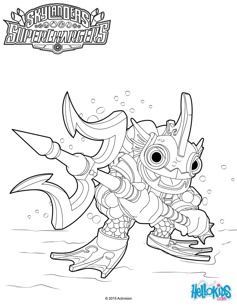 skylanders coloring pages spitfire seattle - photo#16