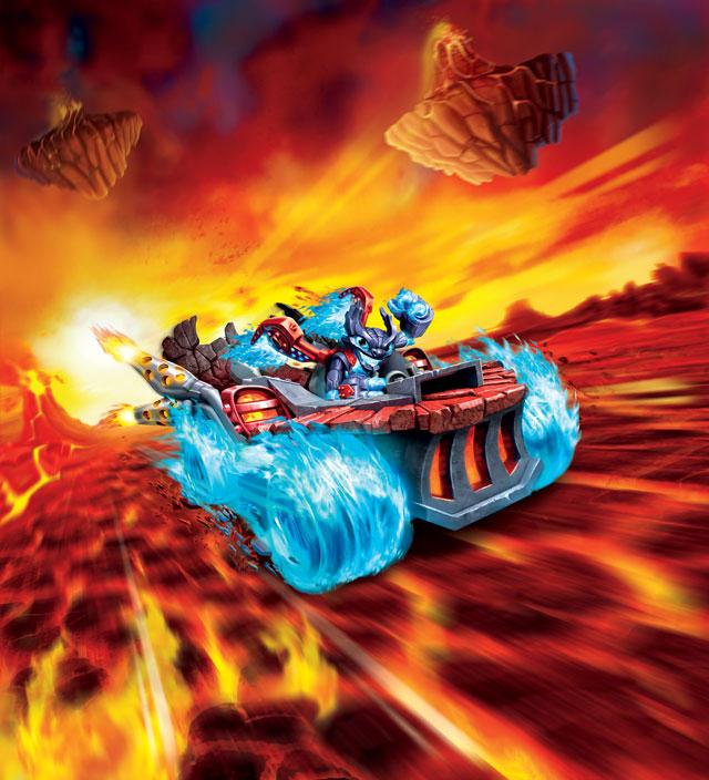 Les Skylanders Superchargers dévoilés en vidéo !