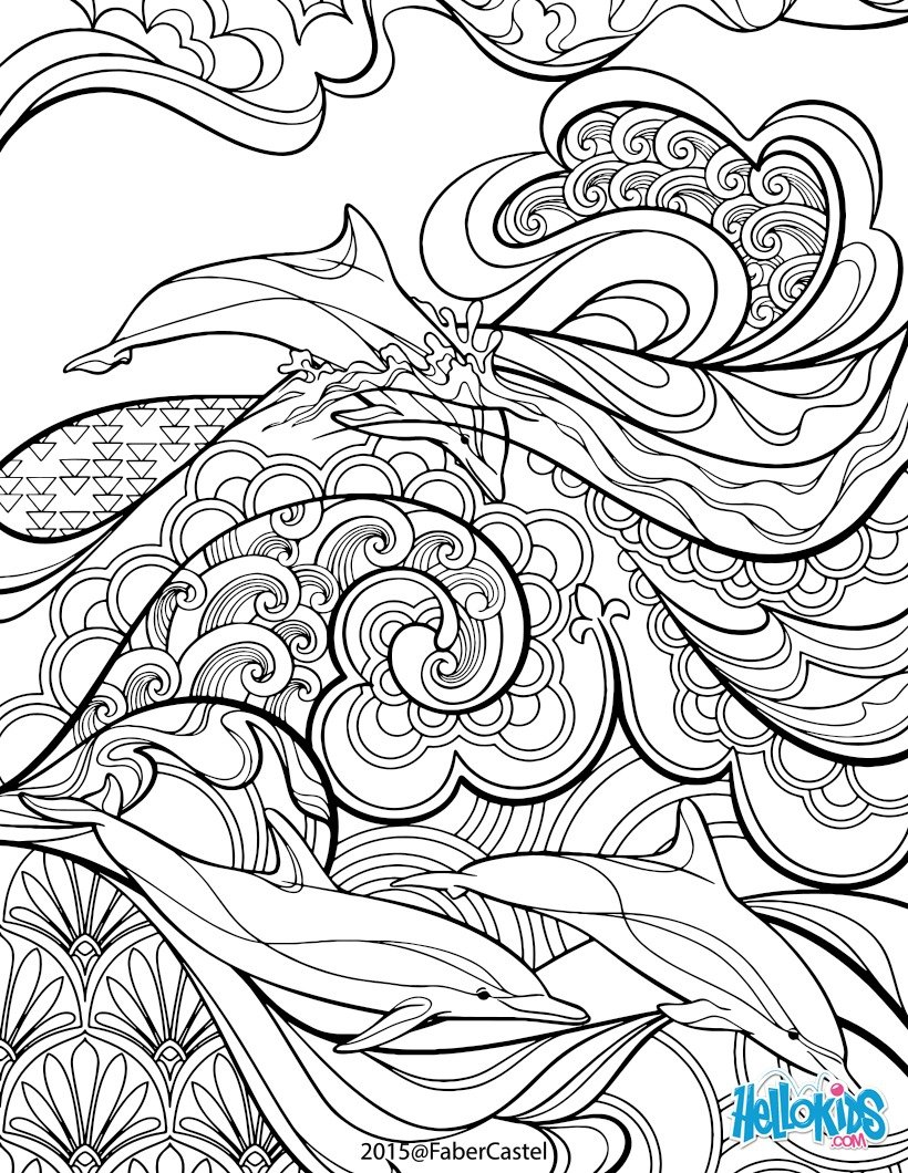 Coloriages mandala art d co - Coloriage art ...