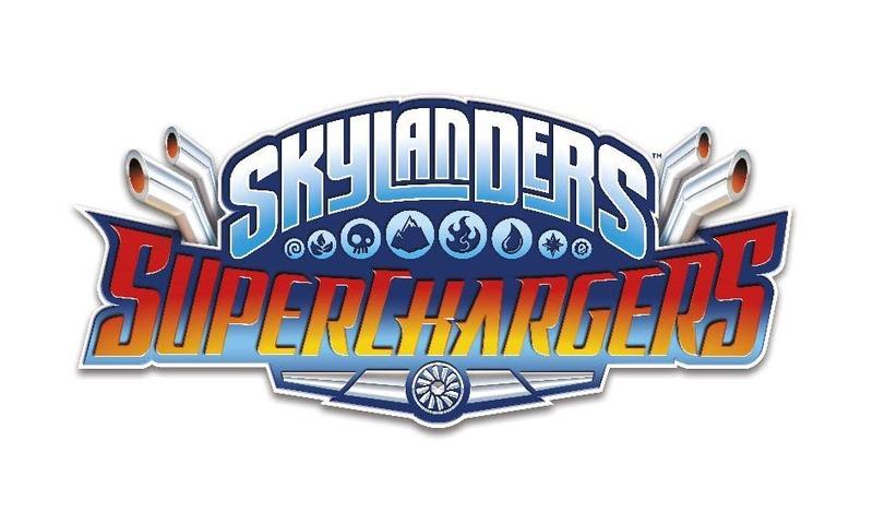 Skylanders Superchargers : Logo
