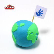 La Terre en pâte à modeler
