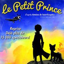 Retrouve le Petit Prince au théâtre !