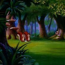 Dessin animé : Episode 7 - Bimbo et Arbor
