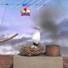 épisode : La cigogne