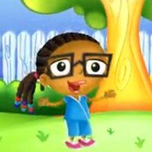 Kétie chante : Je suis créole