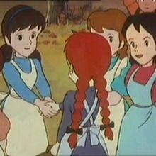 Anne retourne à l'école