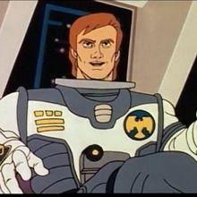 épisode : Le cadet de l'espace, Flash Moskowitz