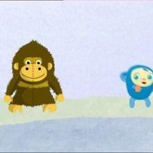 épisode : Girafe, singe, éléphant