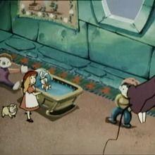 épisode : Episode 24 - Benny Bunny a disparu
