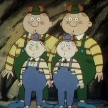 Alice et les jumeaux terribles