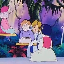 épisode Blanche Neige : Episode 43 - Les Larmes de jeunes filles