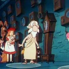 Vid os pour enfants de episode 15 la f te chez la reine for Le miroir de la disette