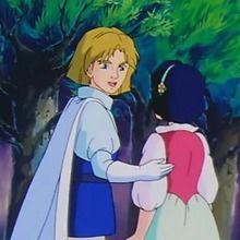 épisode Blanche Neige : Episode 44 - Un prince courageux