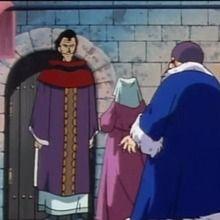 Robin s'attaque au baron