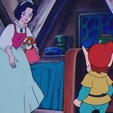 épisode Blanche Neige : Episode 19 - Une nouvelle amie