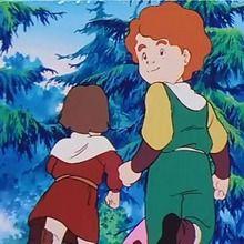 épisode Blanche Neige : Episode 28 - Une fillette adorable