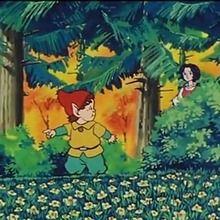 épisode Blanche Neige : Episode 8 - Les Fleurs magiques