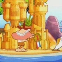 épisode : Châteaux de sable