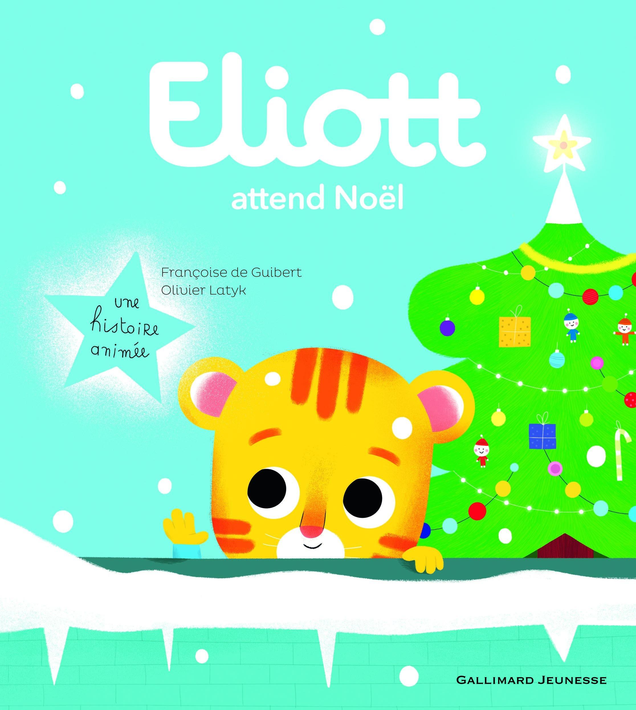 Eliott attend Noël