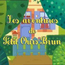épisode de petit ours brun : L'anniversaire de Petit Ours brun