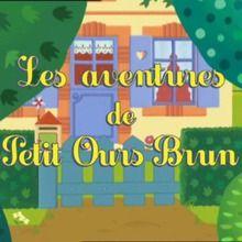 épisode de petit ours brun : Petit Ours brun s'amuse avec le chat